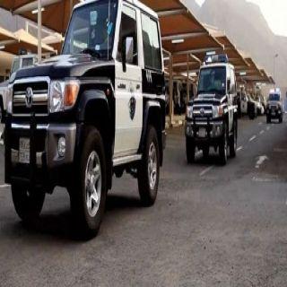 ضبط 1467 مخالفاً لأنظمة الإقامة وأمن الحدود في الرياض