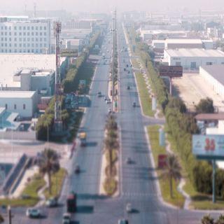 عزل المدينة الصناعية الثانية بمدينة الدمام إحترازياً