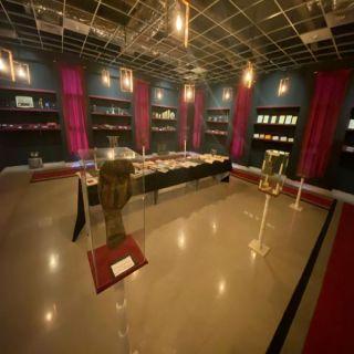 إدارة معرض عرعر التراثي تُطلق المتحف الإفتراضي في #عرعر
