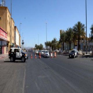 رفع الإجراءات الاحترازية عن 4 أحياء وجزء من الإسكان وبني خدرة في #المدينة_المدينة