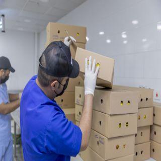 أمانة منطقة القصيم وبلديات المنطقة تنفذ (٤٣) ألف جولة رقابية وتصادر (١٦) طن من المواد الغذائية