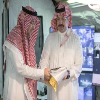 سمو أمير عسير يدشن مشروعًا لتصنيع وتطوير 15 ألف قطعة طبية بكفاءات وطنية شابة