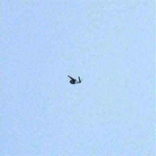 التحالف يعترض ويُدمر طائرة مُسيّرة اطلقتها الميليشيا الحوثية باتجاه #جازان