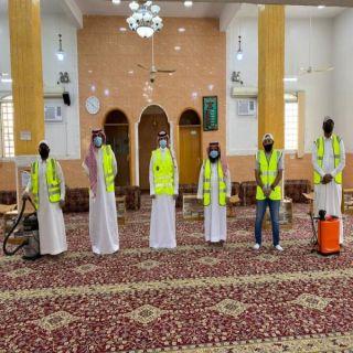 """انطلاق مبادرة """"طيب مسجدك"""" والبداية من محافظة خميس مشيط"""
