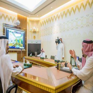 """أمير القصيم يدشن مبادرة """"دعم ووقاية"""" لتعزيز صناعة الكمامات الوقائية عبر الشراكة المجتمعية"""