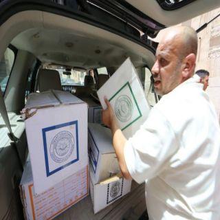 سفارة المملكة لدى الأردن توزع مصاحف على مراكز وجمعيات إسلامية بالأردن