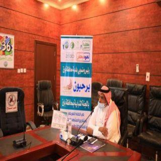 رئيس #بلدية_بارق يُطلع اللجنة الشبابية على خطة تحسين المشهد الحضري
