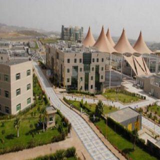 30 مشروع تخرج بقسم الإعلام في جامعة الملك خالد لدعم مشروع ترشيد المياه والكهرباء بمنطقة عسير