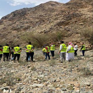 عسير :العثور على مفقود عقبة وادي رَجِم متوفيًا