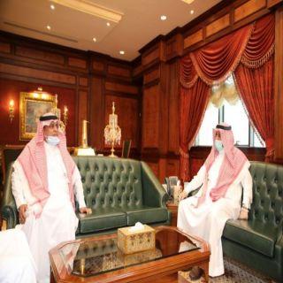 رئيس #جامعة_الملك_خالد ومدير #تعليم_عسير يبحثان سبل تعزيز التعاون