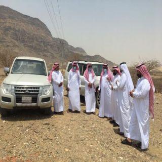 آل منشط يفتتح محطة التحلية الخيرية ومركز النشاط الإجتماعي بسيالة وسليم