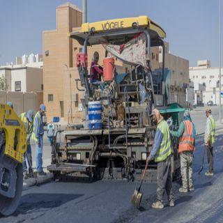 #أمانة_القصيم تنهي صيانة سفلتة مليون متر مربع من الطرق في #بريدة