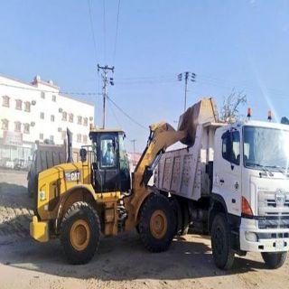 #أمانة_عسير وبلديتها ترفع أكثر من 11ألف طن من النفايات