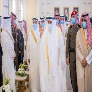 سمو أمير القصيم يستقبل المهنئين بعيد الأضحى المبارك