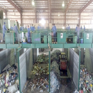 #أمانة_القصيم تعيد تدوير (12600) طن من النفايات خلال النصف الأول لعام 2020