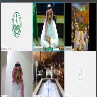 سمو أمير حائل يدشن الصالون الإعلامي لهيئة الصحفيين السعوديين بالمنطقة