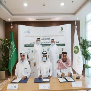 البيئة و المجموعة الوطنية للاستزراع المائي يوقعان اتفاق تعاون