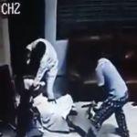 المدينة المنورة - القبض على احد المعتدين على المقيم السوداني في المدينة