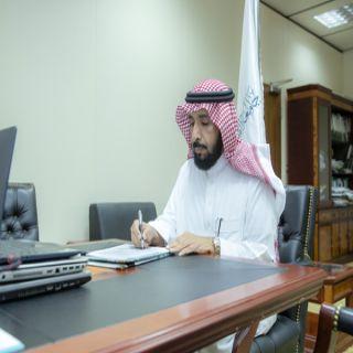 """جامعة القصيم توقع """"عن بعد"""" اتفاقية لإنشاء مركزًا لدعم الملكية الفكرية مع الهيئة السعودية للملكية الفكرية"""