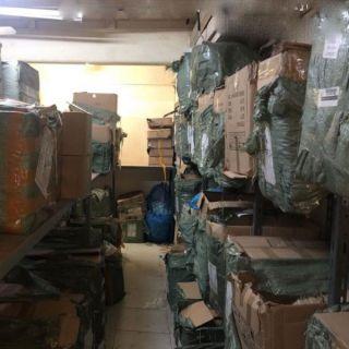 #أمانة_جدة مصادرة طن من المواد الغذائية ضمن حملة موسعة بالتاريخية