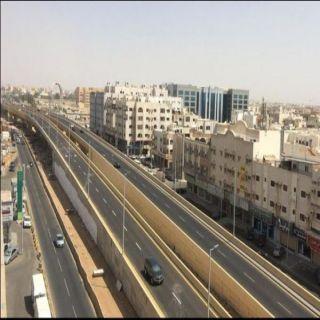أمانة جدة تفتتح جسر صاري مع الملك فهد في الاتجاهين
