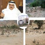 بارق - وزير البلديات يوجه بلإهتمام بالمقابر وبلدية بارق تتجاهل مقبارنا