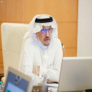 وزير #التعليم يُهنئ رؤساء الجامعات المُعينين بأمر سامي