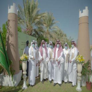 معالي رئيس #جامعة_القصيم يدشن مشاركة الجامعة في حملة «أرض القصيم خضراء» بالمدينة الجامعية