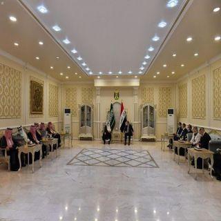 وفد وزاري سعودي يبدأ اليوم زيارة رسمية لجمهورية العراق الشقيقة