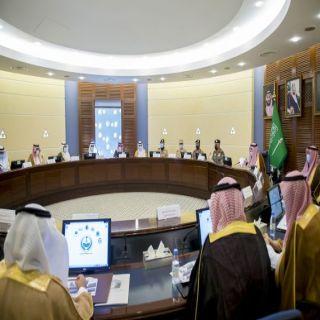 سمو أمير القصيم يرأس اجتماع اللجنة الرئيسية للدفاع المدني بالمنطقة.