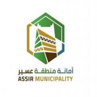 #أمانة_عسير :بلدية مدينة سلطان ترفع 13650 طنًا من مُخلّفات الأحياء السكنية