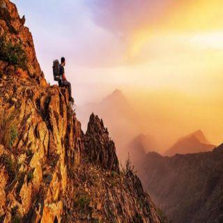 رياضة الهايكنج تختار الطائف وعسير لاكتشاف جمال الطبيعة