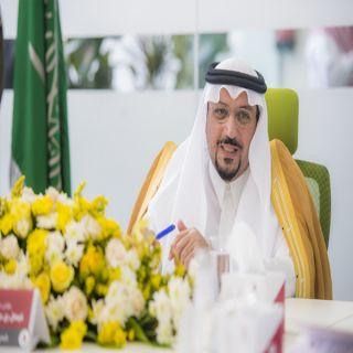 سمو أمير القصيم يثمن جهود مكتب وزارة الرياضة بالمنطقة