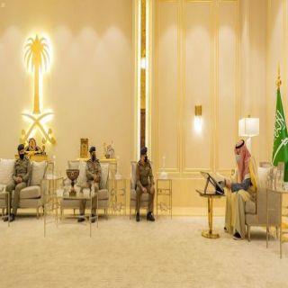 سمو أمير الباحة يتسلّم تقريراً عن الآبار وأعمال الدفاع المدني خلال الحالة المطرية