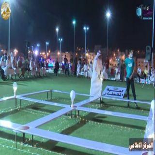 ديوانية شتانا غير ولعبة المقطار تُشعلان حماس جمهور #مهرجان_المجاردة
