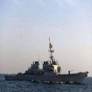 """القوات البحرية تختتم أعمال مناورات التمرين """"المدافع البحري المختلط21 """""""