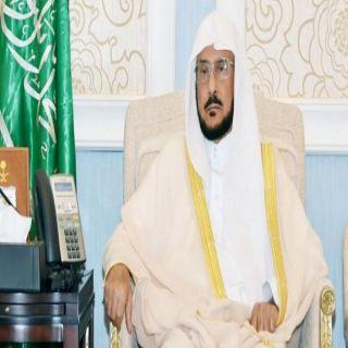 """الوزير """"آل الشيخ"""" إغلاق المساجد عند زيادة الإصابات بـ #كورونا وارد"""
