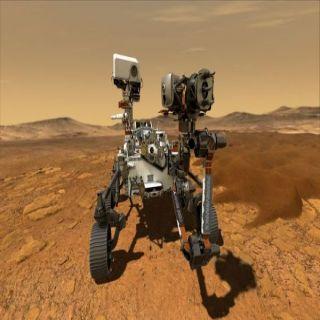 """ناسا تُعلن هبوط مركبة """"برسيفيرانس"""" على سطح المريخ"""