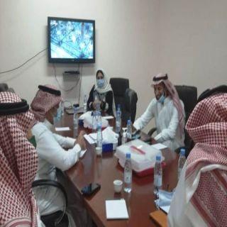 الدكتور العيار يرأس إجتماع إعلام منتدى الخبرة الرابع