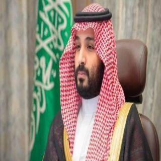 """سمو #ولي_العهد يرعى غدًا السبت سباق """"كأس السعودية 2021"""""""