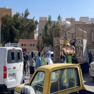 #أمانة_الرياض تُغلق سوق اللحوم في #البطحاء إحترازيًا
