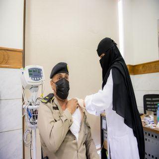 بتوجيه سمو أمير القصيم الجهات الحكومية تُطلق حملة التطعيم ضد #كورونا