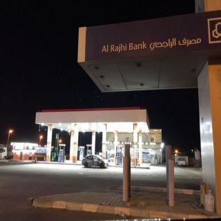 #المجاردة :مصرف الراجحي ينتزع جهاز صراف مثلث العسبلي ..والأهالي يُطالبون بإعادته
