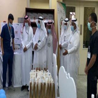 """بصحي ثلوث المنظر """" آل جرمان """" يدشن فعالية الاسبوع الخليجي لصحة الفم والاسنان"""