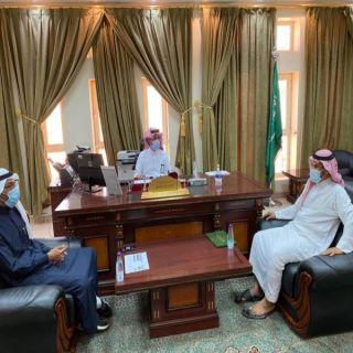 #عرعر:مقترحات لاقامات دورات لتوعية أسر مستفيدي الضمان بين مركز الملك عبدالعزيز للحوار الوطني