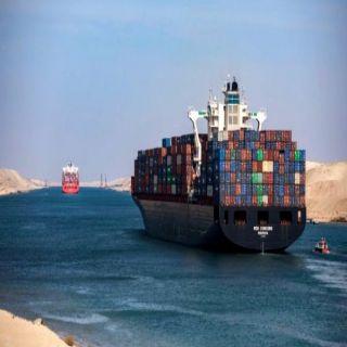 هيئة #قناة_السويس تنفي أنباء تعطل الملاحة بالقناة إثر تعطل محرك سفينة