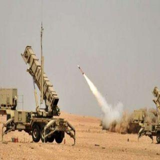 التحالف يدمر طائرة مسيرة اطلقتها الميليشيات الحوثية بإتجاه #خميس_مشيط