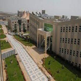 """#جامعة_الملك_خالد تطلق مبادرة #شكرًا_أبطال_الصحة"""""""