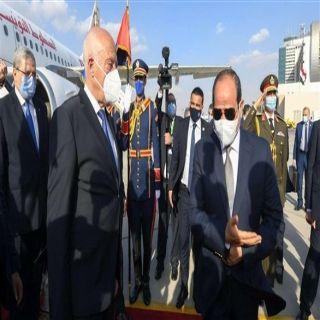 الرئيس المصري الأمن المائي المصري جزء من الأمن القومي العربي