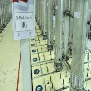 #إيران تعلن  بدء تخصيب اليورانيوم بنسبة 60 بالمئة